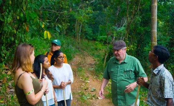 A walk through the Sri Lankan garden – Matale - Kandy -  Sri Lanka In Style