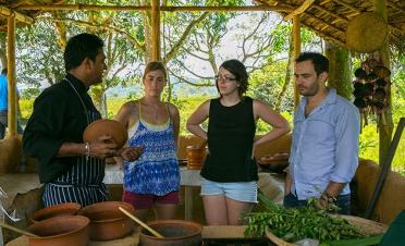 Traditional Sri Lankan cooking class - Ginganga Lodge - Sri Lanka In Style